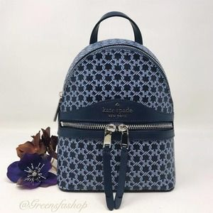 New Kate Spade Mini Convertible Backpack